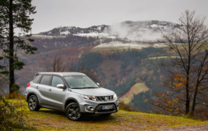 Suzuki Vitara Wallpapers