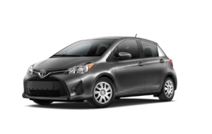 Toyota Yaris Hatchback 2017 Wallpapers HD