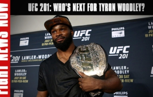 Tyron Woodley Background