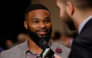 Tyron Woodley High Definition