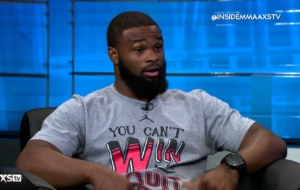 Tyron Woodley Pictures
