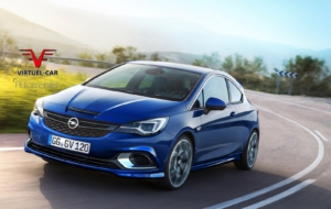 Vauxhall Astra 2017 Wallpapers