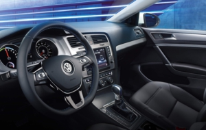 Volkswagen Golf 2017 HD Desktop