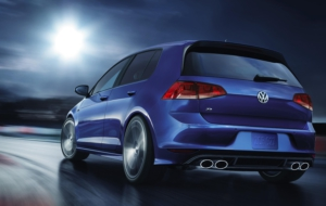 Volkswagen Golf 2017 High Definition