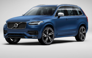 Volvo V60 2017 Background