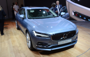 Volvo V60 2017 HD Wallpaper