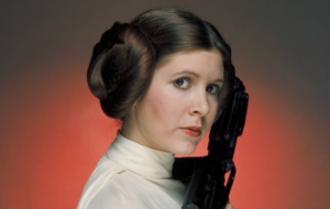 Carrie Fisher Wallpapers