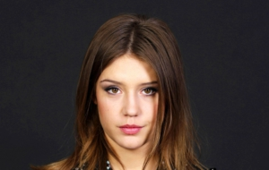 Adele Exarchopoulos HD Background