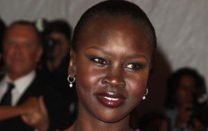 Alek Wek Photos