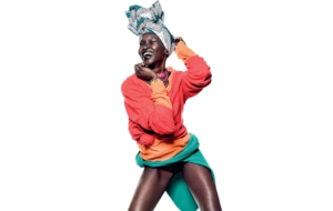 Alek Wek Wallpaper