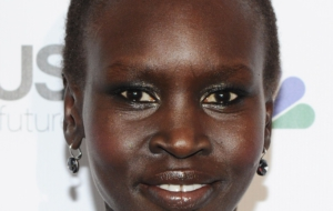 Alek Wek For Desktop