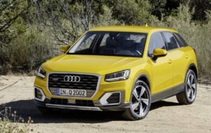 Audi Q2 High Definition Wallpapers