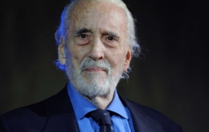 Christopher Lee HD Background