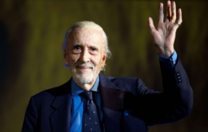 Christopher Lee High Definition