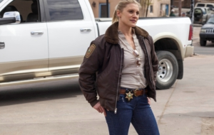 Pictures Of Katee Sackhoff