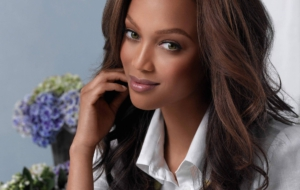 Tyra Banks Background