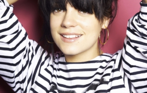 Lily Allen HD Wallpaper