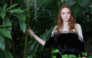 Lily Cole Background