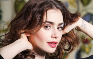 Lily Collins Free Download