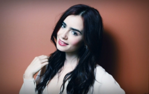 Lily Collins For Desktop