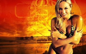 Stacy Keibler Background