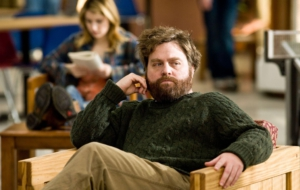 Zach Galifianakis HD Desktop