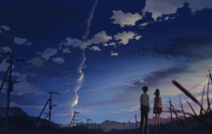 5 Centimeters Per Second Computer Backgrounds