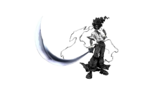 Afro Samurai For Desktop