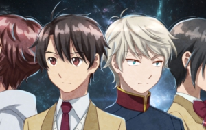 Aldnoah Zero HD Background