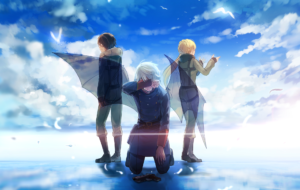 Aldnoah Zero Wallpaper For Laptop