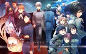 Aldnoah Zero Full HD