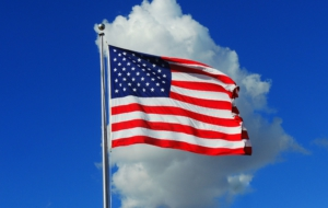 American Flag Full HD