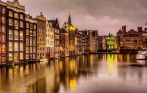 Amsterdam High Definition Wallpapers