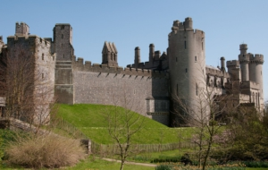Arundel Castle HD Background