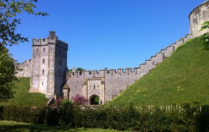 Arundel Castle HD Desktop