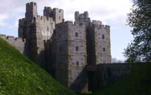 Arundel Castle Widescreen