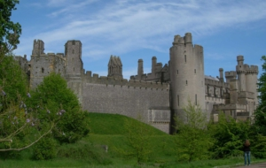 Arundel Castle For Desktop