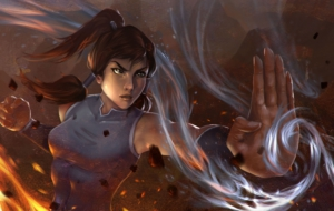 Avatar The Legend Of Korra 4K