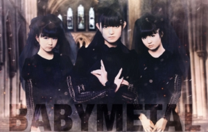 Babymetal For Desktop Background