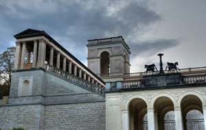 Belvedere On The Pfingstberg High Definition Wallpapers
