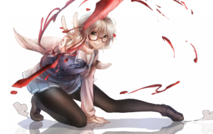 Beyond The Boundary For Desktop Background