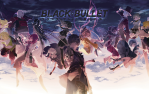 Black Bullet For Desktop