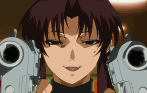 Black Lagoon For Desktop