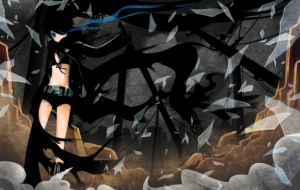 Black Rock Shooter Photos