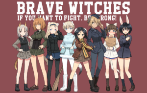 Brave Witches Widescreen