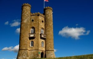 Broadway Tower, Worcestershire Wallpaper