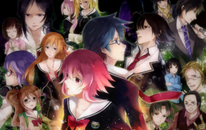 ChaoS;Child Background