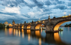 Charles Bridge High Definition Wallpapers