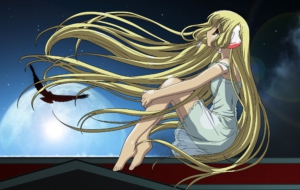 Chobits Desktop