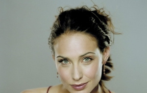 Claire Forlani HD Background